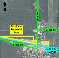 Whittemore MaxYield Industrial Park