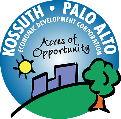 Kossuth Economic Development Corporation Logo