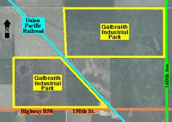 Luverne Galbraith Industrial Park