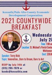 2021 Countywide Breakfast